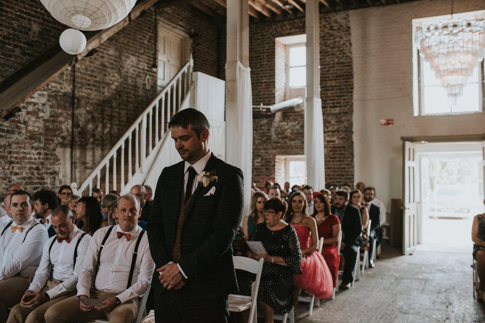 Millhouse Wedding Louise Scott Photography