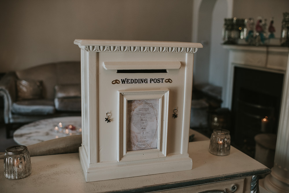 Post Box Cards Millhouse Wedding Louise Scott Photography