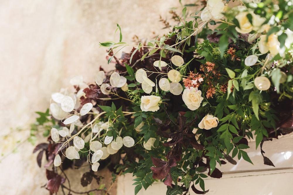 Flower Installation Door Arch Greenery Foliage Orangery Wedding Ideas Cat Lane Weddings
