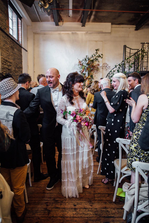 Confetti Paintworks Wedding Matt Willis Photography