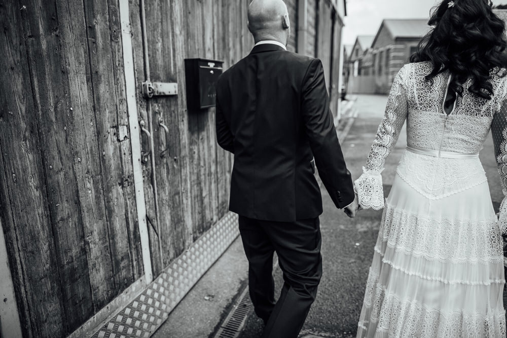 Paintworks Wedding Matt Willis Photography