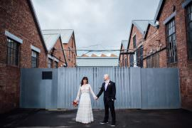 Paintworks Wedding Matt Willis Photography