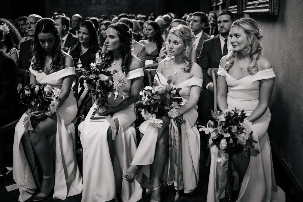 Bridesmaids Bridesmaid Dress Dresses Cowdray House Wedding Matt Sim Photography