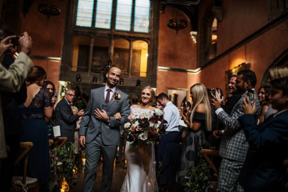 Cowdray House Wedding Matt Sim Photography