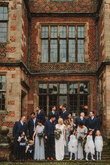 Dorfold Hall Wedding Kate McCarthy Photography