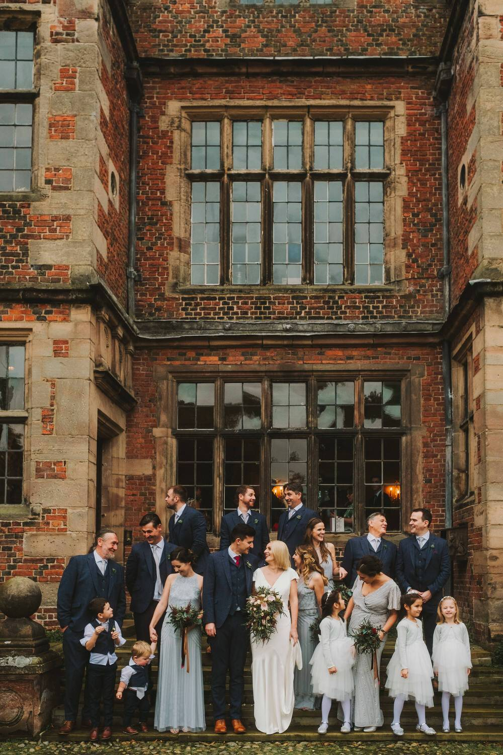 Dorfold Hall Wedding Kate McCarthy Photography