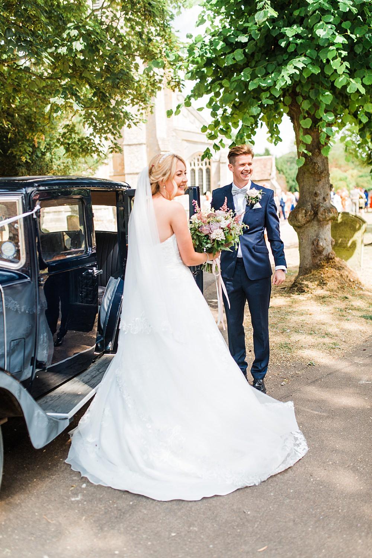 Classic Vintage Car Transport Granary Estates Wedding Terri & Lori Fine Art Photography and Film Studio