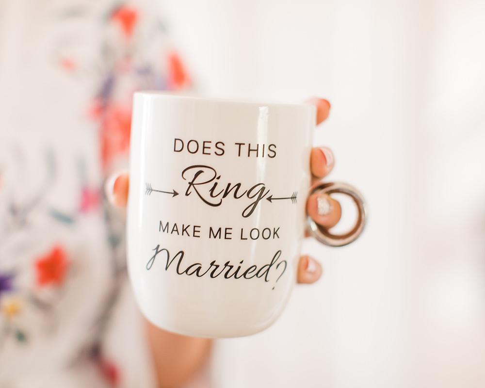 Engagement Ring Mug Granary Estates Wedding Terri & Lori Fine Art Photography and Film Studio