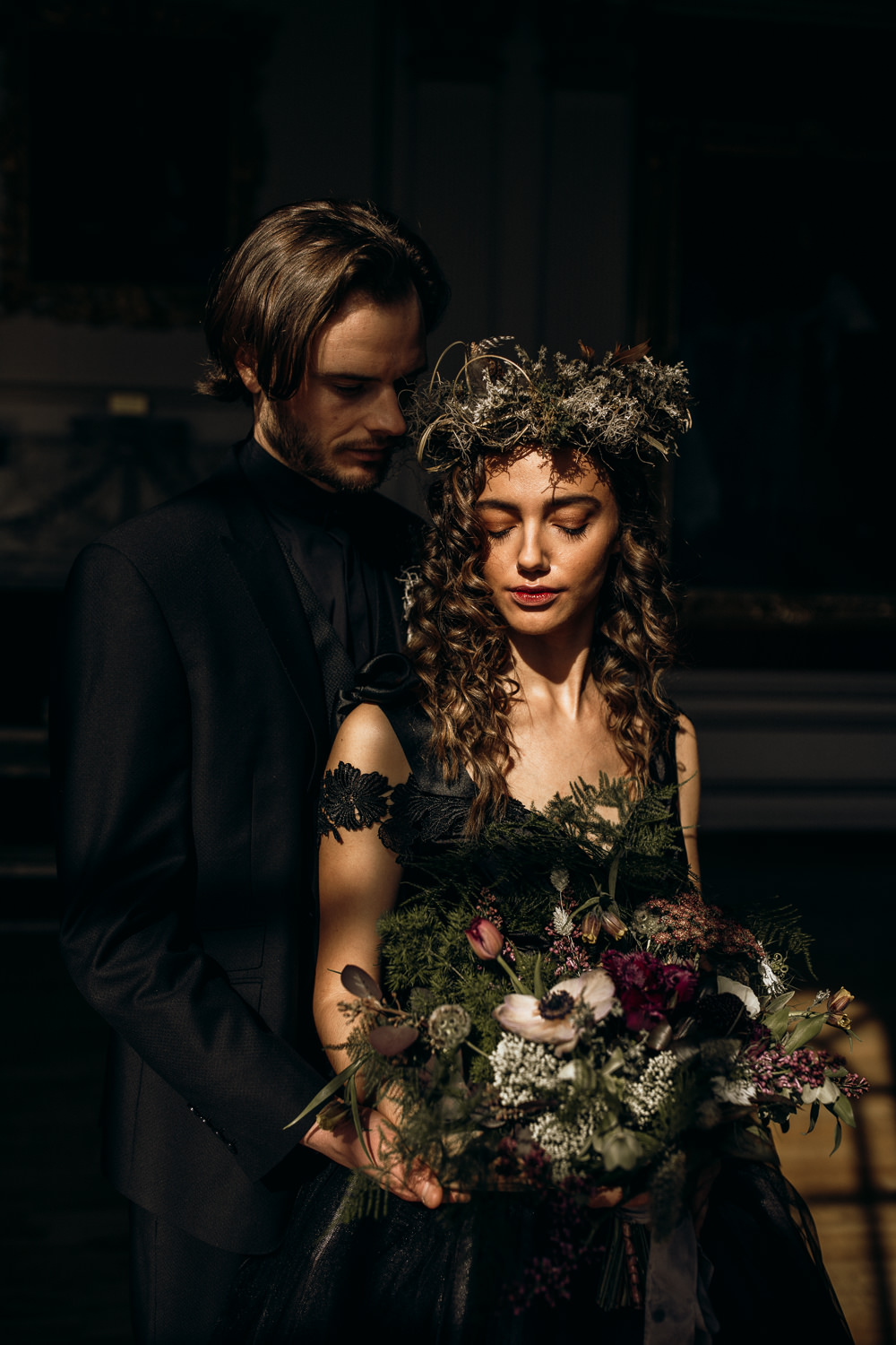 Magical & Moody Harry Potter Wedding Ideas