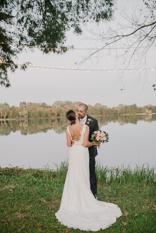 Bride Bridal Dress Gown Lace Belt Straps Milan Wedding Rossella Putino Photographer