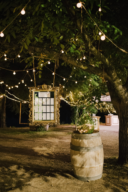 Outdoor Lights Lighting Festoon Fairy Milan Wedding Rossella Putino Photographer