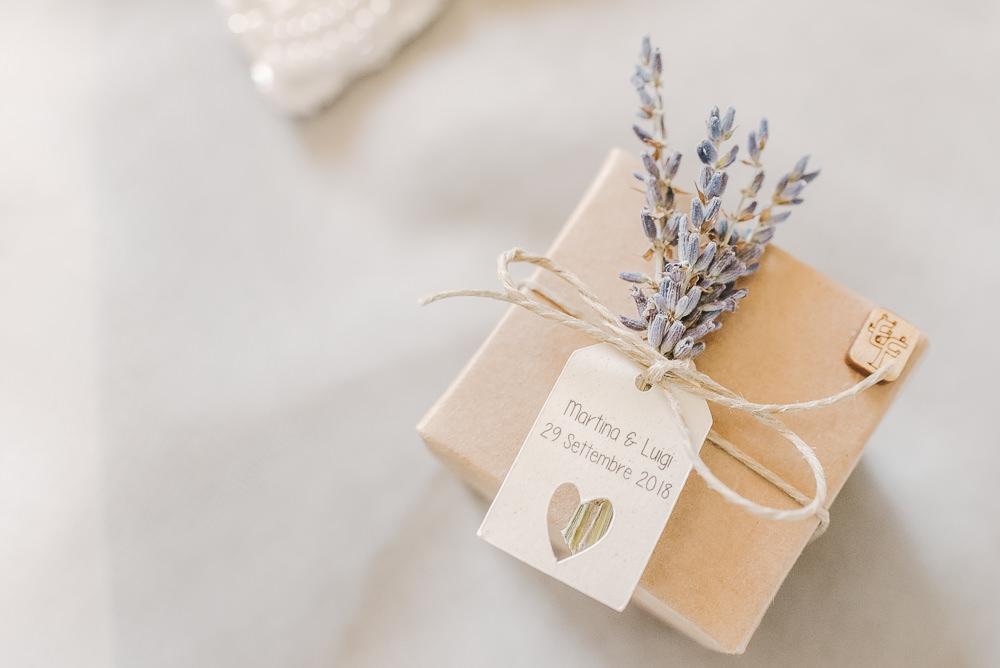 Favour Box Lavender Milan Wedding Rossella Putino Photographer