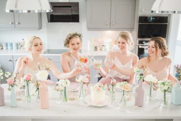 Pretty Pastel Springtime Bridal Shower Ideas