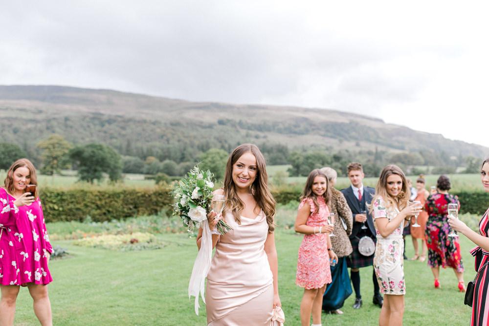 Tin Shed Knockraich Farm Wedding The Gibsons Photography
