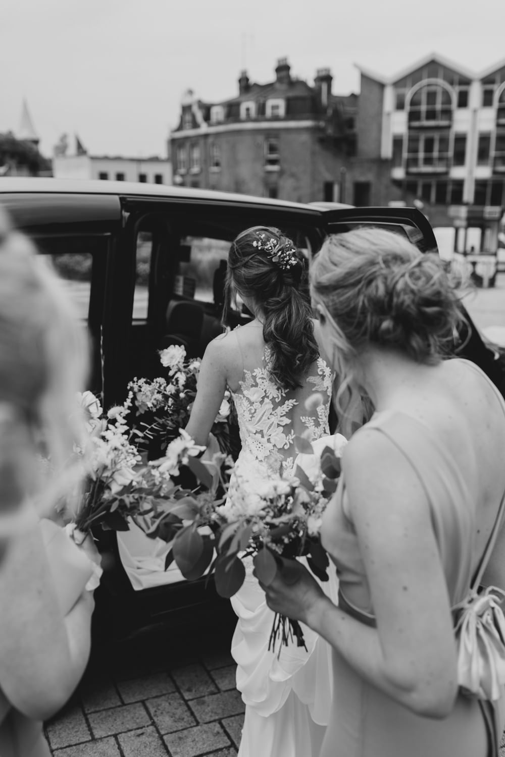 Tram House Wedding Luke Hayden Photography