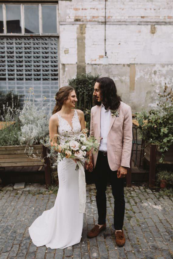 Tram House Wedding Luke Hayden Photography