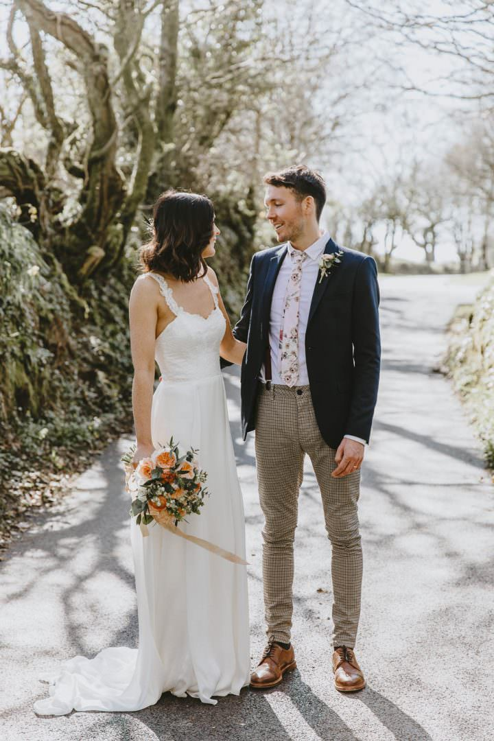 Trevenna Barns Wedding Wild Tide Creative
