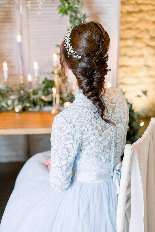 Winter Blue Barn Wedding Ideas Joanna Briggs Photography