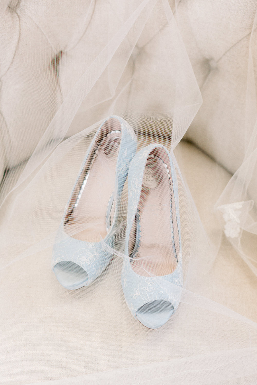 Shoes Bride Bridal Winter Blue Barn Wedding Ideas Joanna Briggs Photography