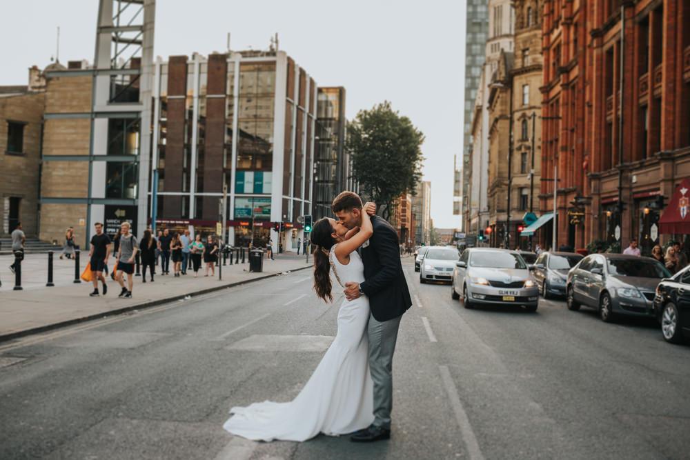 Albert Hall Manchester Wedding Katie Dervin Photography