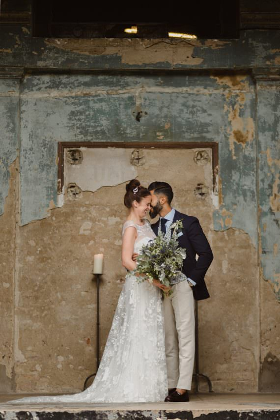 Asylum London Wedding Emma Gates Photography