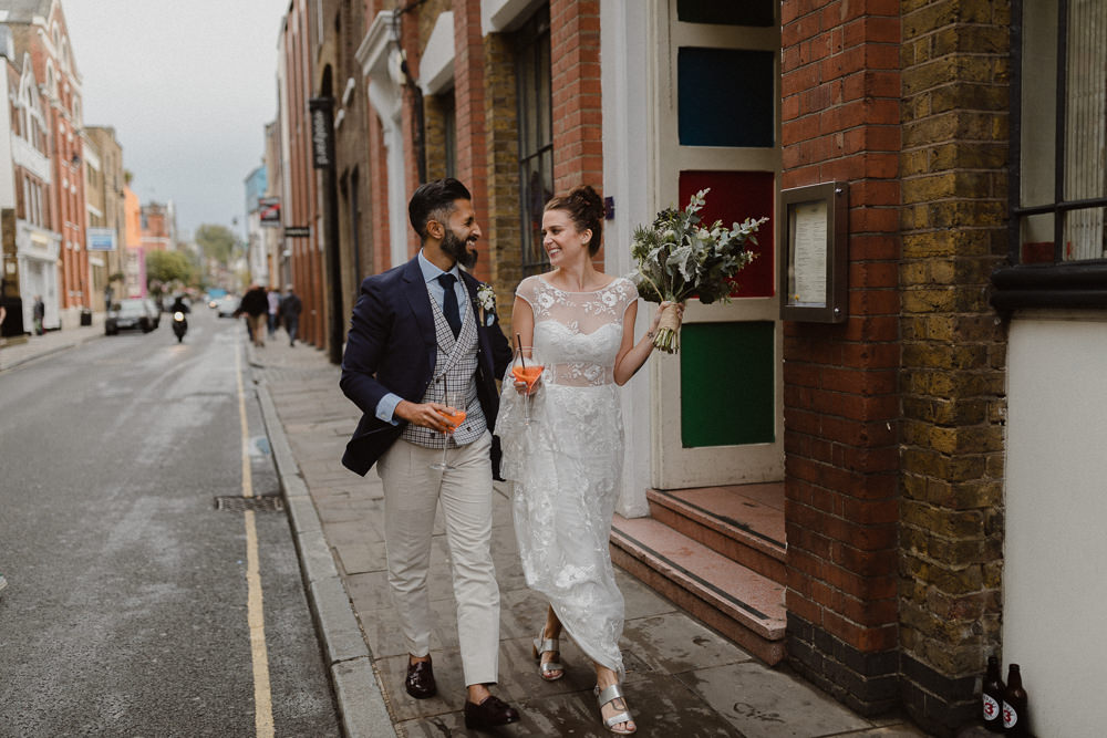 Asylum London Wedding Emma Gates Photography