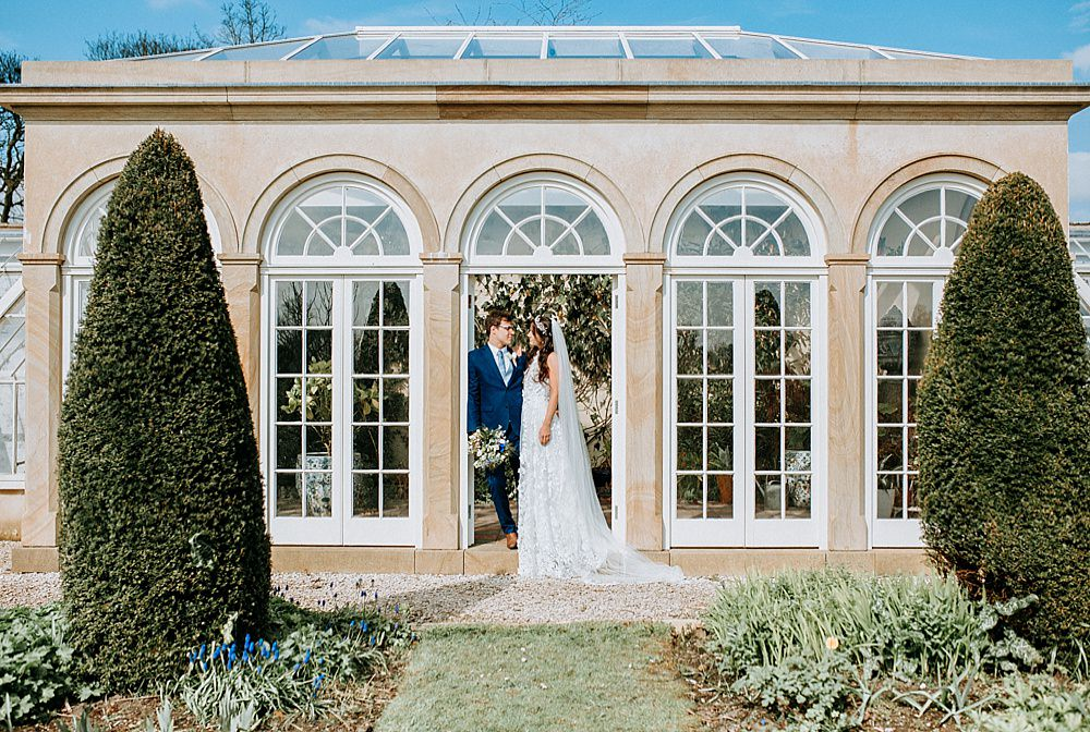 Blue Gold Wedding Ideas Ailsa Reeve Photography