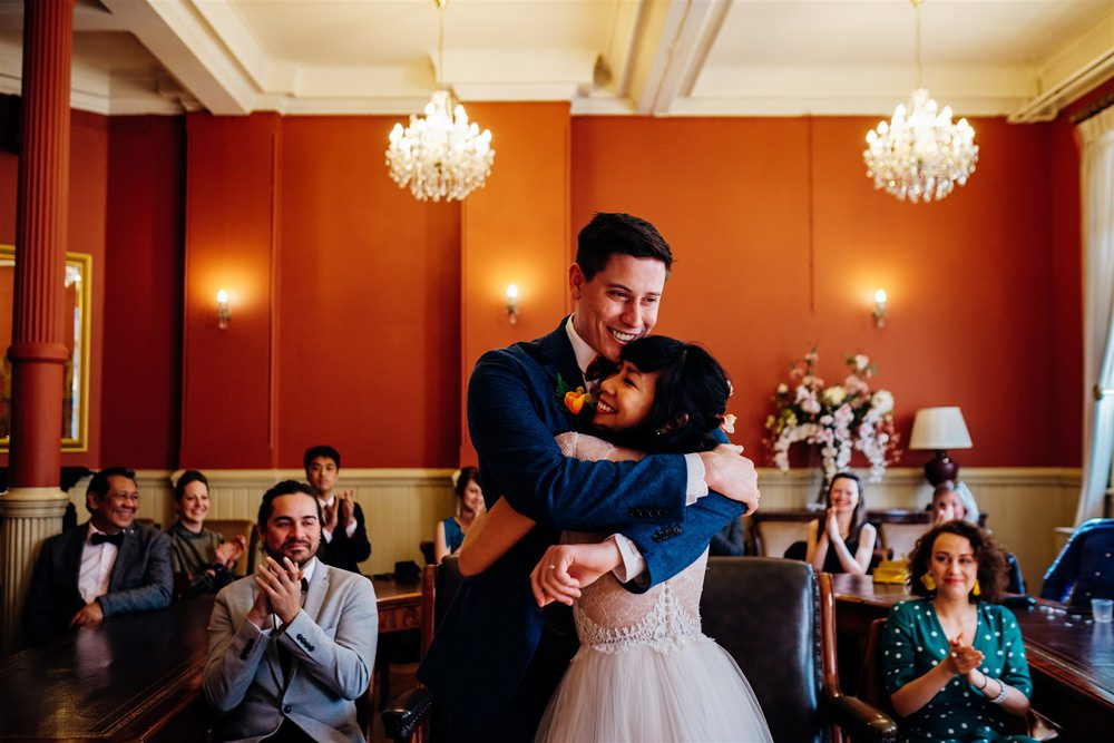 Brighton Town Hall Wedding Marianne Chua Photography