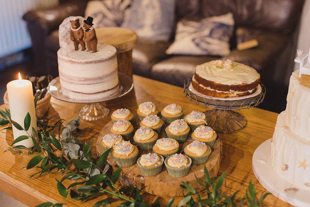 Cupcakes East Quay Whitstable Wedding Rebecca Douglas Photography