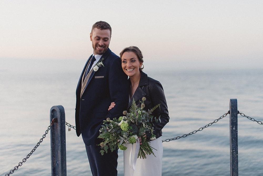 East Quay Whitstable Wedding Rebecca Douglas Photography