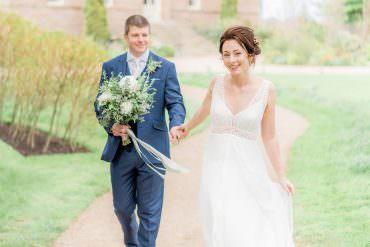 Relaxed & Botanical Classic Meets Bohemian Wedding