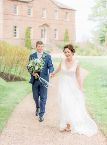 Newton Hall Wedding Carn Patrick Photography