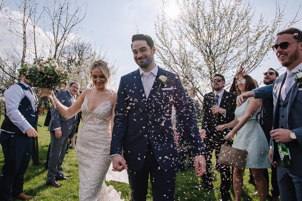 Confetti Owen House Wedding Barn Nessworthy Photography