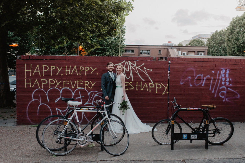 Stour Space Wedding Anne Schwarz Photography