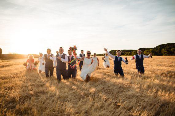 Waxham Great Barn Wedding Joshua Patrick Photography