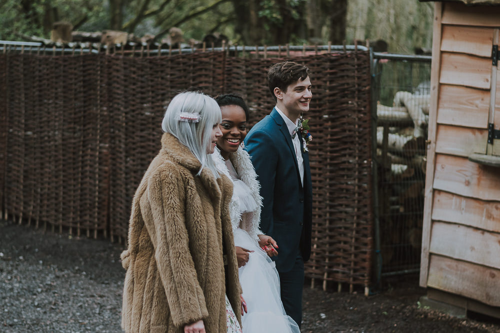 Wes Anderson William Morris Wedding Ideas Jessica Hill Photography