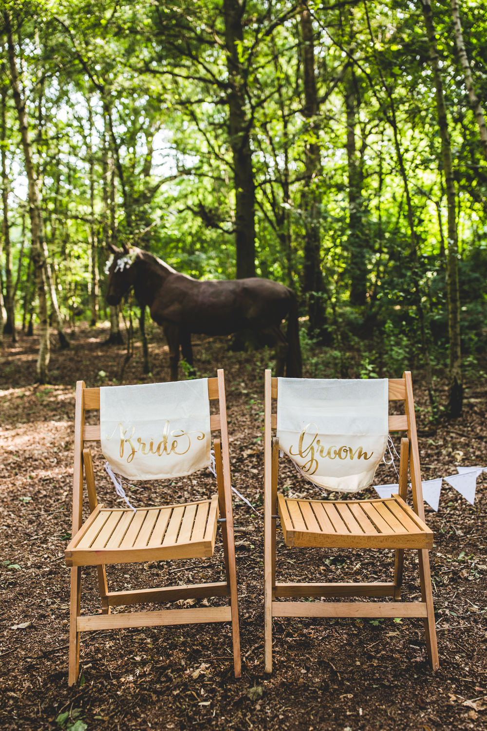Bride Groom Seat Chair Back Wise Wedding Venue Livvy Hukins Photography