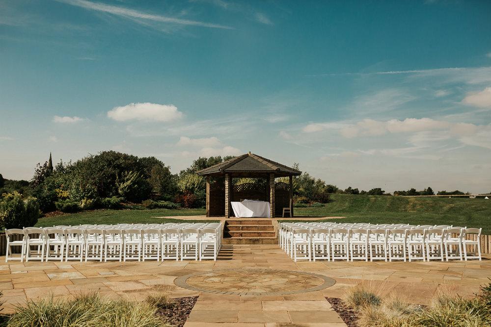 Outdoor Ceremony Aston Marina Wedding Photography By Charli