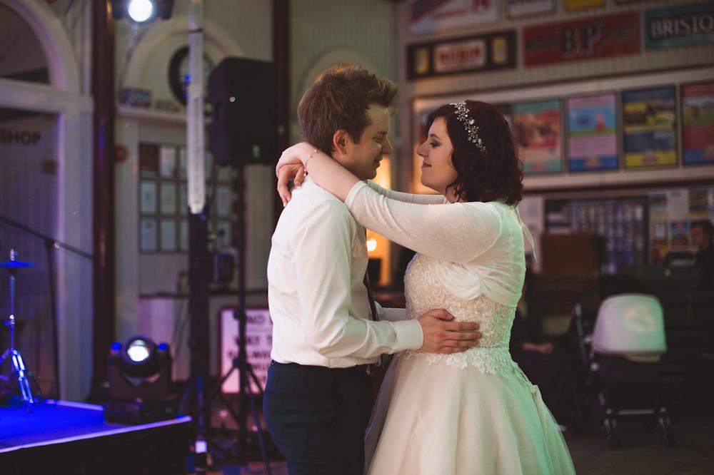 Buckinghamshire Railway Centre Wedding Sasha Weddings