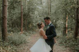Captains Wood Barn Wedding Megan Elle Photography