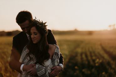 Elegant & Natural Beautiful Barn Wedding