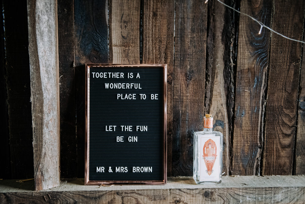 Peg Board Sign Love Quote Signage Deepdale Farm Wedding Kazooieloki Photography