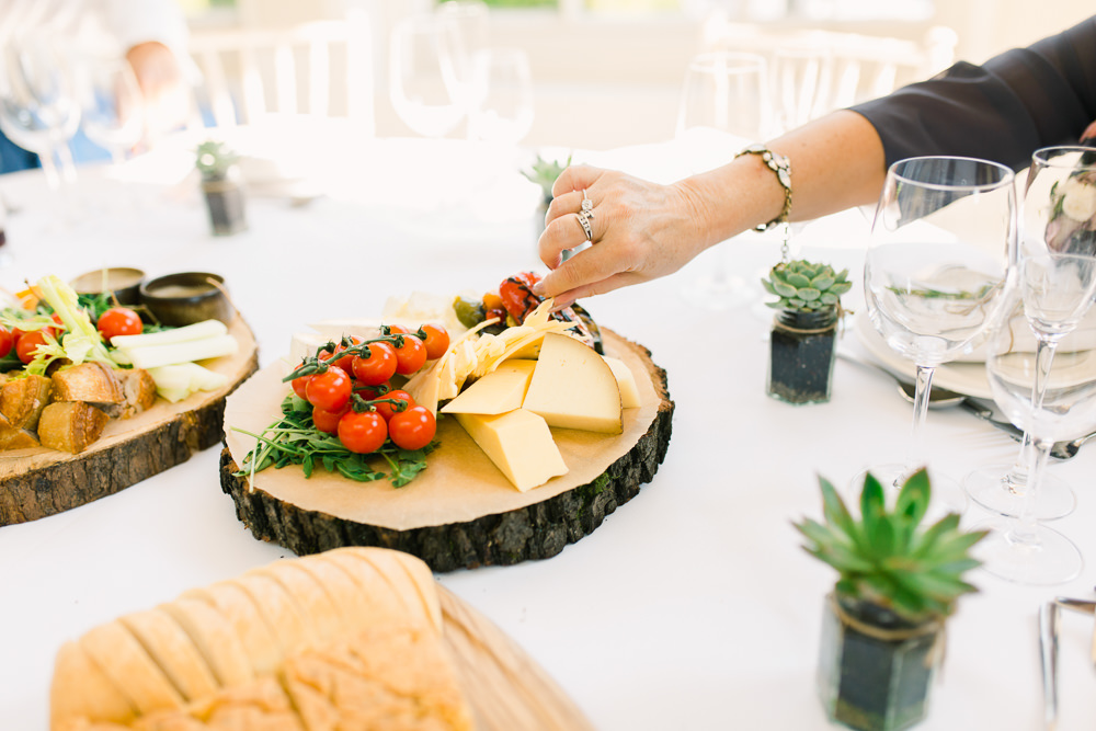 Sharing Platter Food Table Saltmarshe Hall Wedding Jessica Davies Photography