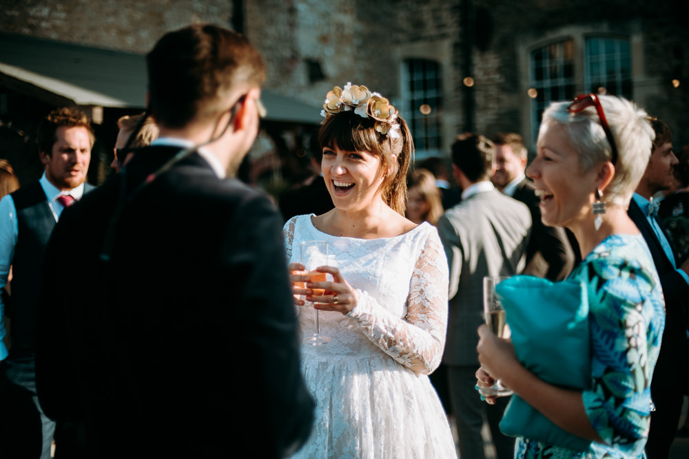 Silk Mill Wedding Andrew Brannan Photography