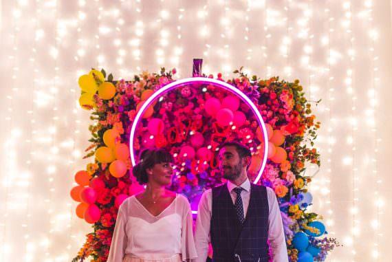 Trinity Buoy Wharf Wedding Babb Photo