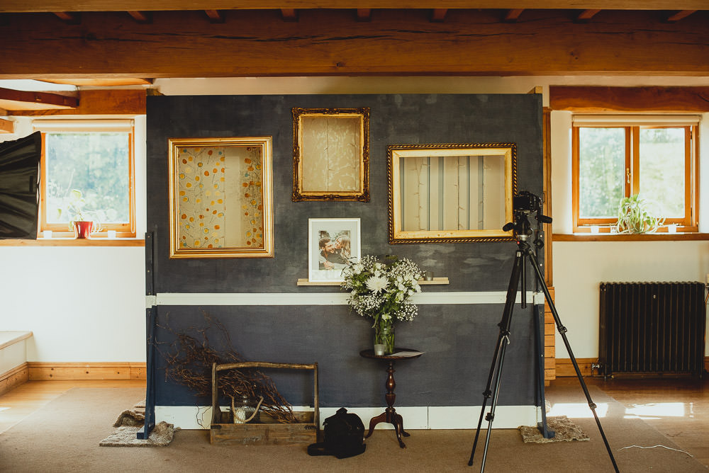 Photobooth Backdrop Weekend Long Wedding Georgia Rachael Photography
