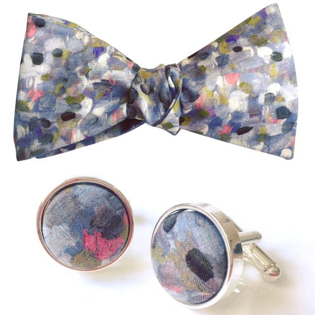 Blue Eyes Bow Ties Groom's Style Wedding Directory UK Suppliers