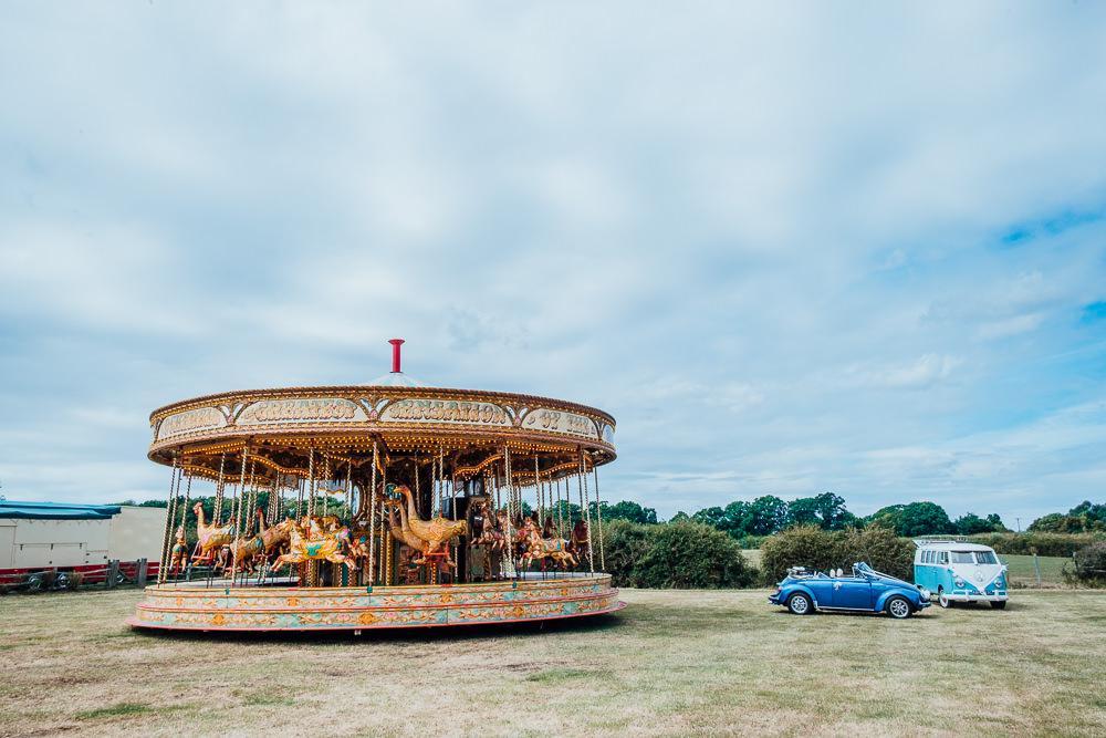 Circus Greatest Showman Funfair Big Top Wedding Anna Pumer Photography