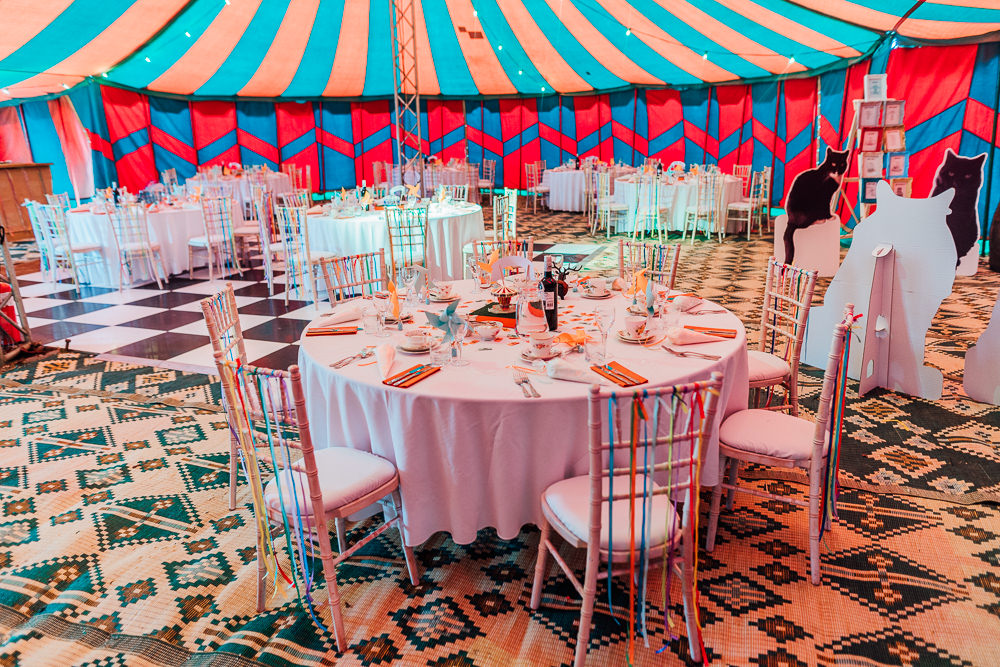 Decor Tent Decoration Big Top Wedding Anna Pumer Photography