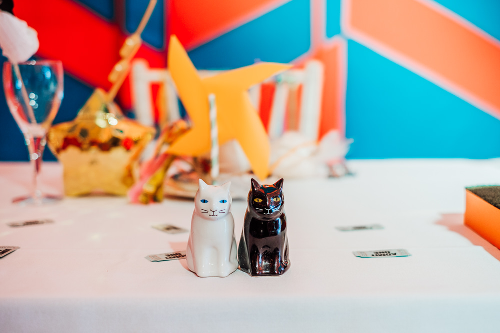 Pinwheel Cat Decor Decorations Big Top Wedding Anna Pumer Photography